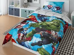 <b>Постельное белье Marvel Avengers</b> Attack Комплект 1.5 спальный ...