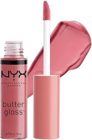 Блеск-<b>бальзам</b> для губ <b>NYX Professional Makeup</b> Butter Gloss ...