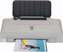 Đổ mực máy in phun màu Canon IP 1200/ IP1300/ IP1600/ IP1880