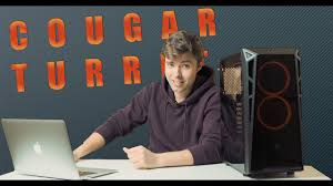 Обзор <b>Cougar Turret</b> / Ты такой не найдёшь! - YouTube