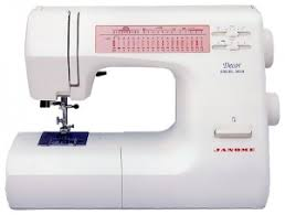 <b>Швейная машина Janome Decor</b> Excel 5018 - Швейные машины ...