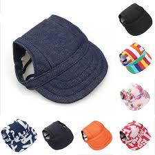 <b>Hot sale</b> 8 Styles Hat For Dogs <b>Cute Pet</b> Casual <b>Cute</b> Baseball Cap ...