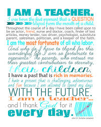 Teacher Appreciation Printables ~ 8×10″ Print, Note Cards, & Gift ... via Relatably.com