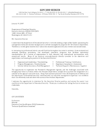 cover letter government job template cover letter government job