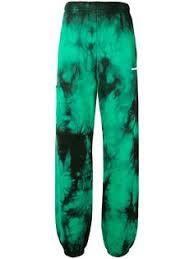Купить мужские <b>брюки Off White</b> в интернет-магазине Lookbuck