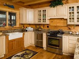 cabinets uk cabis: beautiful artistic log cabin kitchen  beautiful artistic log cabin kitchen