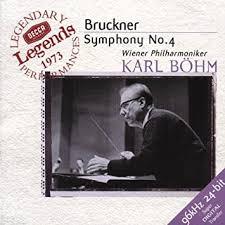 Anton <b>Bruckner, Karl Böhm</b>, Vienna Philharmonic Orchestra ...