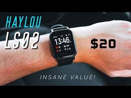 Xiaomi <b>Haylou LS02</b> Smartwatch Unboxing | Paano I-connect sa ...