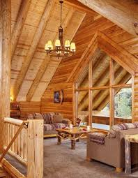 charming log cabin bathrooms precisioncraft home real