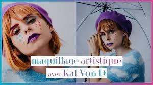 tutoriel make-up avec les <b>24</b>-<b>Hour</b> Super Brow de <b>Kat Von D</b>. (+ ...