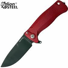 <b>Нож Lion Steel SR22A</b> RB | Купить <b>ножи</b> Лион Стил
