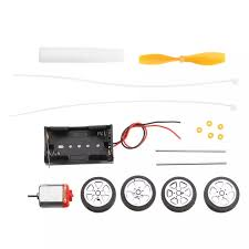<b>Electric Sliding Aircraft DIY</b> Kit Student Small Invention Manual ...