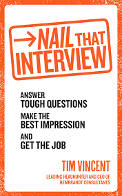 interview skills archives a better interview book review nail that interview