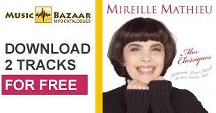 <b>Mes</b> Classiques - <b>Mireille Mathieu</b> mp3 buy, full tracklist