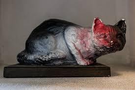<b>Night Cat</b> - Vector Pisani — Google Arts & Culture