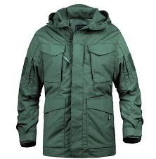 <b>M65 UK US</b> Army <b>Tactical</b> Jacket Casual Windbreaker Men Winter ...