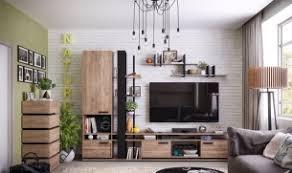 """Модульная серия корпусной мебели """"<b>Nature</b>"""" (<b>гостиная</b>) (Глазов ..."""