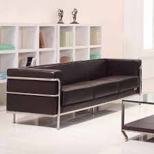 China High Quality Factory Sale <b>Best Quality Leather Office</b> Sofa for ...