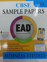 ead cbse sample papers bussiness studies for class th  ead cbse sample papers bussiness studies for class