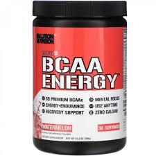Аминокислоты <b>BCAA</b> EVLution Nutrition, <b>BCAA Energy</b>, <b>арбуз</b>, <b>10</b> ...