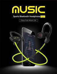 <b>Tourya Sports headphones HD</b> Stereo Wireless Control headphone ...