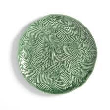 Блюдо, manaos зеленый <b>La Redoute</b> Interieurs | <b>La Redoute</b>