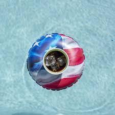 Stars & <b>Stripes</b> Drink <b>Float</b> 2-Pack – PoolCandy