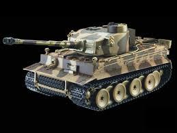<b>Радиоуправляемый танк Huan</b> Qi German Tiger 782