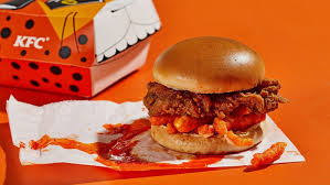 KFC's Cheetos chicken sandwich looks toxic and tastes like a ...