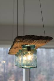 driftwood and antique jar hanging light by thewillowcottageco 32500 austin mason jar pendant lamp