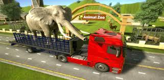 Wild <b>Animal</b> Transporter Truck <b>Simulator</b> Games 2018 - Apps on ...