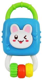 <b>Погремушка Baby Mix</b> Кролик PL-400061 — купить по выгодной ...