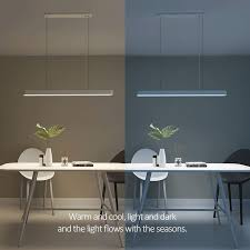 <b>Original YEELIGHT Meteorite</b> LED Smart Dinner Pendant Lights ...