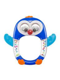 Музыкальная <b>погремушка</b> PENGUIN LO-LO <b>Happy Baby</b> 4558310 ...