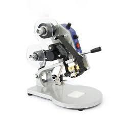 <b>NEW</b> DY-8 Manual Hand Operated <b>Hot</b> Stamp Printer Coding ...