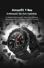 Amazfit <b>T</b>-<b>Rex</b> | Unleash Your Instinct - Amazfit