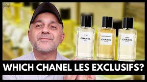 Which <b>Les Exclusifs De Chanel</b> Fragrance Should You Buy First ...