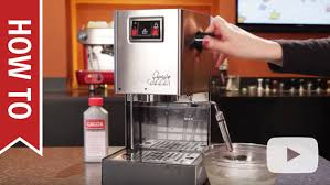 Gaggia <b>Classic</b>/<b>cleaning</b> and maintenance - Whole Latte Love ...