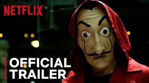 <b>Money Heist</b>: Part 3 | Official Trailer | Netflix - YouTube