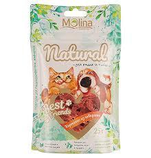<b>Molina Best</b> Friends / <b>Лакомство Молина</b> для кошек и собак ...