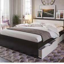 <b>Кровать</b> двуспальная с ящиками Дуб⭐️ – купить в Москве, цена ...