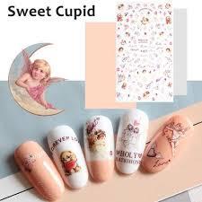 Купить <b>наклейки для ногтей</b> ангел по низкой цене — бесплатная ...