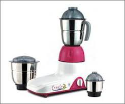 Stainless Steel White <b>Mini Mixer Grinder</b>, For Industrial, 751 W ...