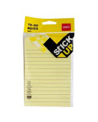 Sticky Notes - Paper Supplies - Stationery National Book Store