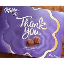 Шоколадные <b>конфеты Milka Thank you</b> | Отзывы покупателей