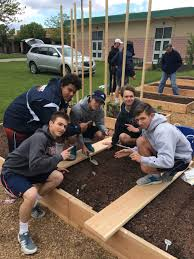 the broadcaster hershey high school gardening club blooms at hershey high