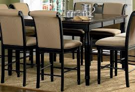 granite square counter height dining dining  coaster amaretto counter height dining table