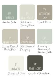 Soothing Paint Colors For Bedroom Whole House Paint Scheme Idea Soothing Sophisticated