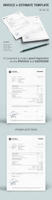 17 best images about template invoice template invoice estimate template
