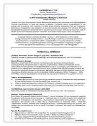 human resources manager resume getessay biz human resources manager sample human resources manager throughout human resources manager